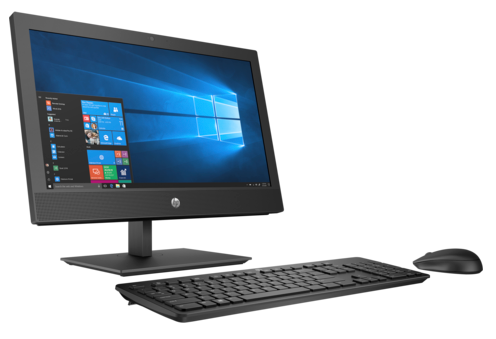 "Моноблок HP ProOne 400 G4 All-in-One NT 20""(1600x900)Core i5-8500T,8GB,256GB M.2,No ODD,Slim kbd/mouse,Fixed Tilt Stand,Intel 9560 AC nvP BT,Webcam,HDMI Port,Win10Pro(64-bit),1-1-1 Wty(repl.2KL26EA)"