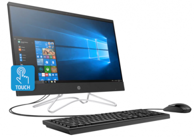 "HP 24-f0047ur Touch 23,8"" (1920x1080) Intel Core i5-8250U, 8GB DDR4-2400 SODIMM (1x8GB), SSD 128GB + 1TB, NVIDIA GT MX110 2GB, no DVD, USB kbd&mouse, Privacy VGA webcam, Jack Black, Win10, 1Y Wty"