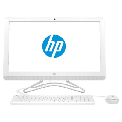"HP 200 G3 All-in-One NT 21,5""(1920 x 1080) Pentium J5005,4GB,1TB,usb kbd&mouse,Realtek AC with 1 Antenna,Snow White Plastic,Win10Pro(64-bit),1-1-1 Wty"