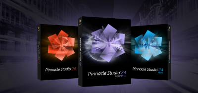 Corel Pinnacle Studio 24