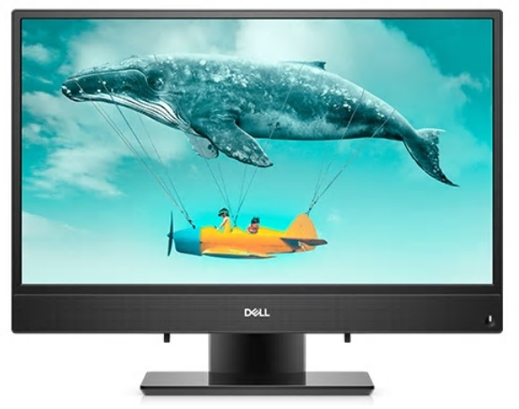 Моноблок Dell Inspiron AIO 3477 23,8'' FullHD IPS AG Non-Touch Corei5-7200U, 8GB DDR4, 1TB, GF MX110 (2GB GDDR5), 1YW, Win 10 Home, Black Pedestal Stand, Wi-Fi/BT, Wireless KB&Mouse