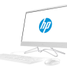 "Моноблок HP 24-f0016ur NT 23,8"" (1920x1080) Intel Pentium J5005, 4GB DDR4-2400 SODIMM (1x4GB), 500GB, Intel HD Graphics 600, no DVD, USB kbd&mouse, Privacy VGA webcam, Snow White, WIN10, 1Y Wty"