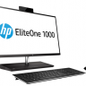 "Моноблок HP EliteOne 1000 G2 AiO 27"" 4K IPS NT(3840x2160),Core i5-8500,8GB,1TB,Wrless kbd&mouse,Intel 9560 BT,WLAN I 9560 BT,IR + 2MP Dual Webcam,Win10Pro(64-bit),3-3-3 Wty(repl.2LT98EA)"