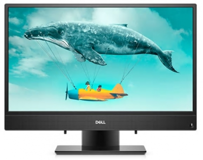 Моноблок Dell Inspiron AIO 3277 21,5'' FullHD IPS AG Non-Touch Corei3-7130U, 4GB DDR4, 1TB, GF MX110 (2GB GDDR5), 1YW, Win 10 Home, Black Pedestal Stand, Wi-Fi/BT,KB&Mouse