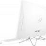 "Моноблок HP 24-df0020ur NT 23.8"" FHD(1920x1080) AMD Ryzen3 3250U, 4GB DDR4 2400 (1x4GB), SSD 128Gb, AMD Integrated Graphics, noDVD, kbd&mouse wired, HD Webcam,Snow White, Win10, 1Y Wty"