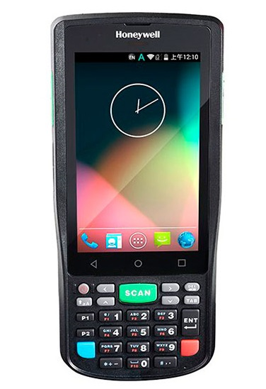ТСД Honeywell EDA50K,WLAN, Android 7.1 with GMS , 802.11 a/b/g/n, 1D/2D Imager (HI2D), 1.2 GHz Quad-core, 2GB/16GB, 5MP Camera, BT 4.0, NFC, Battery 4,000 mAh, USB Charger,ROW