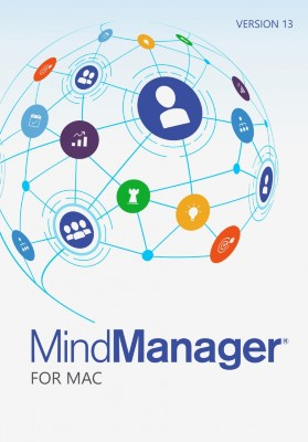 Corel MindManager 13 для Mac