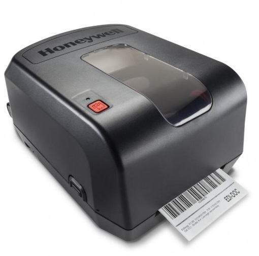 "Принтер этикеток Honeywell TT PC42t Plus, 203 dpi, USB+Serial+Ethernet, 1"" Core, EU power cord"