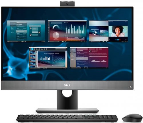 Моноблок Dell Optiplex 7780 AIO Core i5-10500 (3,1GHz) 27'' FullHD (1920x1080) IPS AG Non-Touch 8GB (1x8GB) DDR4 256GB SSD Intel UHD 630 Height Adjustable Stand,TPM Linux 3y NBD