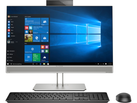 "Моноблок HP EliteOne 800 G5 All-in-One 23,8""NT GPU(1920x1080),Core i7-9700,16GB,512GB SSD,DVD,Wireless kbd&mouse,HAS Stand,Intel 9560 AC 2x2 BT5,2MP Camera,Win10Pro(64-bit),3-3-3 Wty"