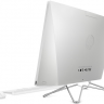 "Моноблок HP 24-dp0014ur NT 23.8"" FHD(1920x1080) AMD Ryzen 3 4300U, 4GB DDR4 3200 (1x4GB), SSD 256Gb, AMD Integrated Graphics, noDVD, kbd&mouse wired, HD Webcam, Natural Silver, Win10, 1Y Wty"