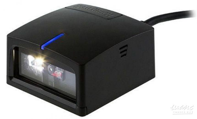 Honeywell HF500 Imager USB Kit: BLACK, 1.5M, USB In-counter/desktop