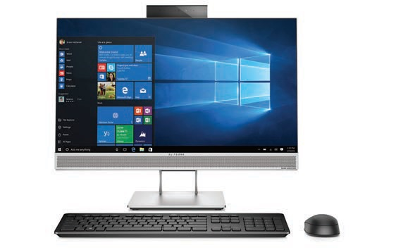 "Моноблок HP EliteOne 800 G4 All-in-One 23,8""NT(1920x1080),Core i7-8700,8GB,512GB,DVD,Wireless kbd&mouse,Adjustable Stand,Intel 9560 BT,WLAN 9560 BT,Win10Pro(64-bit),3-3-3 Wty(repl.1KA76EA)"