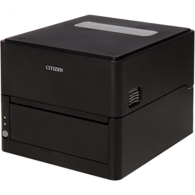 Принтер этикеток Citizen DT CL-E300, 203 dpi, LAN, USB, Serial, Black