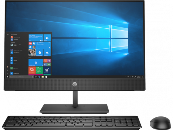 "Моноблок HP ProOne 400 G5 All-in-One NT 20""(1600x900) Core i5-9500T,8GB,256GB M.2,DVD,Slim kbd/mouse,Fixed Stand,Intel 9560 AC 2x2 BT,Webcam,HDMI Port,Win10Pro(64-bit),1-1-1 Wty"