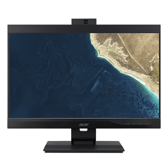 "Моноблок ACER Veriton Z4860G  All-In-One 23,8"" FHD(1920x1080)IPS, i5 9400, 8GbDDR4, 256GB SSD, Intel UHD Graphics 630 , DVD-RW, WiFi+BT5,USB KB&Mouse, black, no OS 3Y carry in"