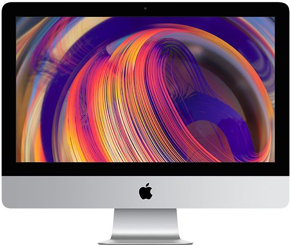 Моноблок Apple 27-inch (2019) iMac Retina 5K display: 3.1GHz 6-core 8th-gen. Core i5 (TB up to 4.3GHz), 8GB, 1TB Fusion Drive, Radeon Pro 575X - 4GB GDDR5, Silver