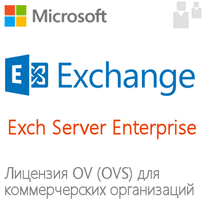 Microsoft Exchange Server Enterprise 2019 (OV, OVS)