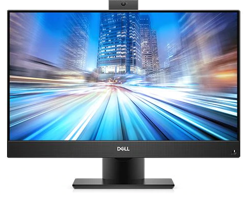 Моноблок Dell Optiplex 7470 AIO Core i5-9500 (3,0GHz) 23,8'' FullHD (1920x1080) IPS AG Non-Touch 8GB (1x8GB) 256GB SSD Intel UHD 630Height Adjustable Stand, TPM,vpro W10 Pro 3y NBD