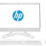 "Моноблок HP 22-c0026ur NT 21,5"" (1920x1080) Intel Core i3-8130U, 8GB DDR4-2400 SODIMM (1x8GB),SSD 128GB+ 1TB, INTEL HD GRAPHICS 620, no DVD, USB kbd&mouse, Privacy VGA webcam, Snow White, WIN10, 1Y Wty"