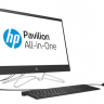 "Моноблок HP 24-f0014ur NT 23,8"" (1920x1080) AMD A9-9425, 8GB DDR4-2133 SODIMM (1x8GB), SSD 128GB + 1TB, AMD Radeon 520, no DVD, USB kbd&mouse, Privacy VGA webcam, Jack Black, Win10, 1Y Wty"