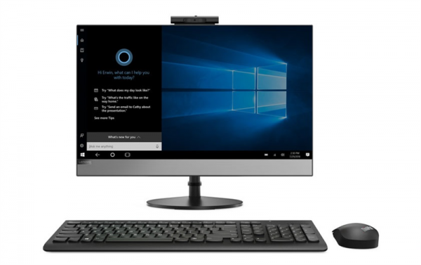 "Моноблок Lenovo V530-24ICB All-In-One 23,8"" i5-8400T 4Gb 500GB Int. DVD±RW AC+BT USB KB&Mouse Win 10_P64-RUS 1Y OnSite"