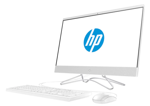 "Моноблок HP 24-f0006ur NT 23,8"" (1920x1080) AMD A9-9425, 8GB DDR4-2133 SODIMM (1x8GB), SSD 128GB + 1TB, AMD RADEON R5, DVD-RW, USB kbd&mouse, Privacy VGA webcam, Snow White, FreeDOS 2.0, 1Y Wty"