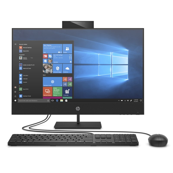 "Моноблок HP ProOne 440 G6 All-in-One NT 23,8""(1920x1080)Core i5-10500T,8GB,256GB SSD,DVD,kbd&mouse,Adjustable Stand,Intel Wi-Fi6 AX201 nVpro BT5,HDMI Port,5MP Webcam,Win10Pro(64-bit),1-1-1 Wty"