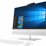 "Моноблок HP Pavilion I 27-xa0106ur Touch 27"" (2560x1440) Core i5-9400T, 12GB DDR4 2666 (1x4GB+ 1x8GB), SSD 256GB + 1TB, nVidia GTX 1050 3GB DDR5, no DVD, kbd&mouse wired, FHD IR Webcam, Snowflake White, Win10"